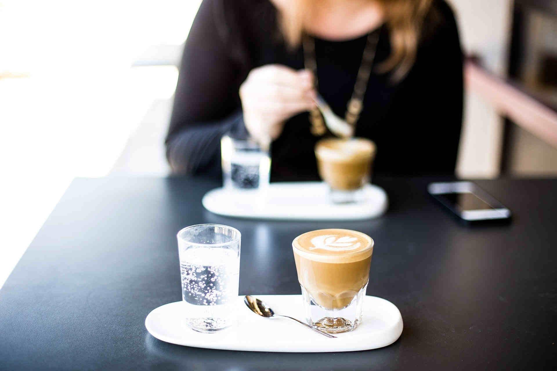 Servicio Carta digital Cafetería Intelligent Life