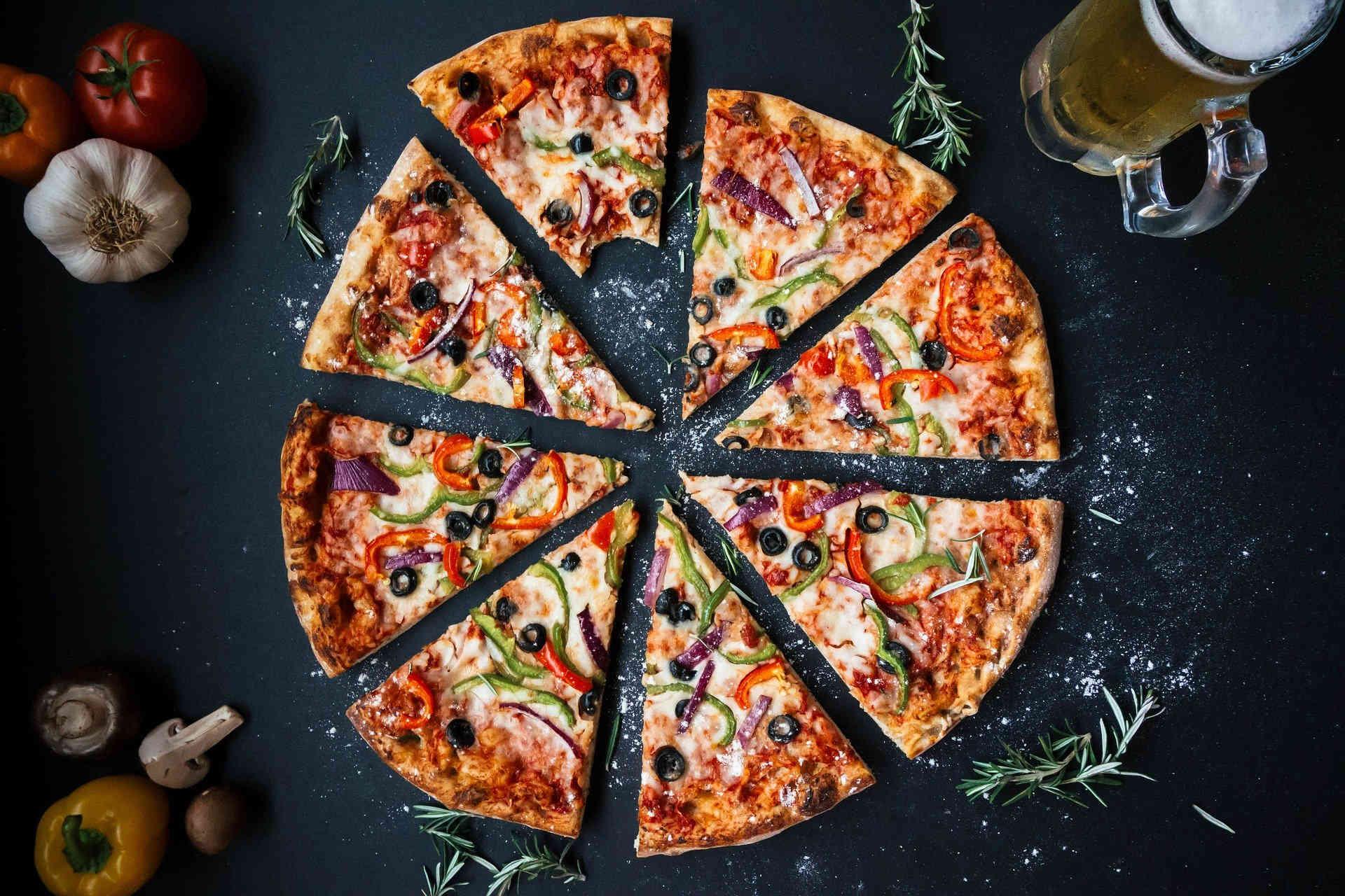 Servicio de Carta digital pizzería Intelligent Life
