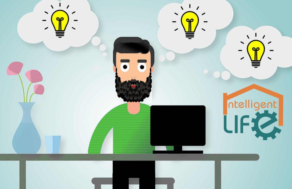 Servicios de teletrabajo seguro para negocio y empresa. Intelligent Life