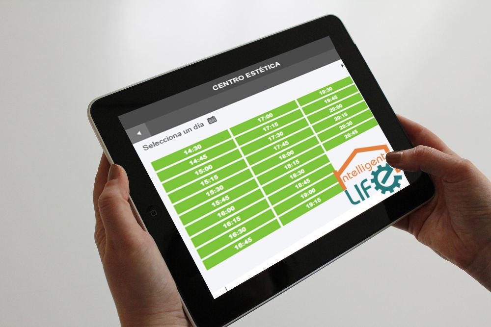 Digitalización de Centros de Estética y Peluquerías Intelligent Life