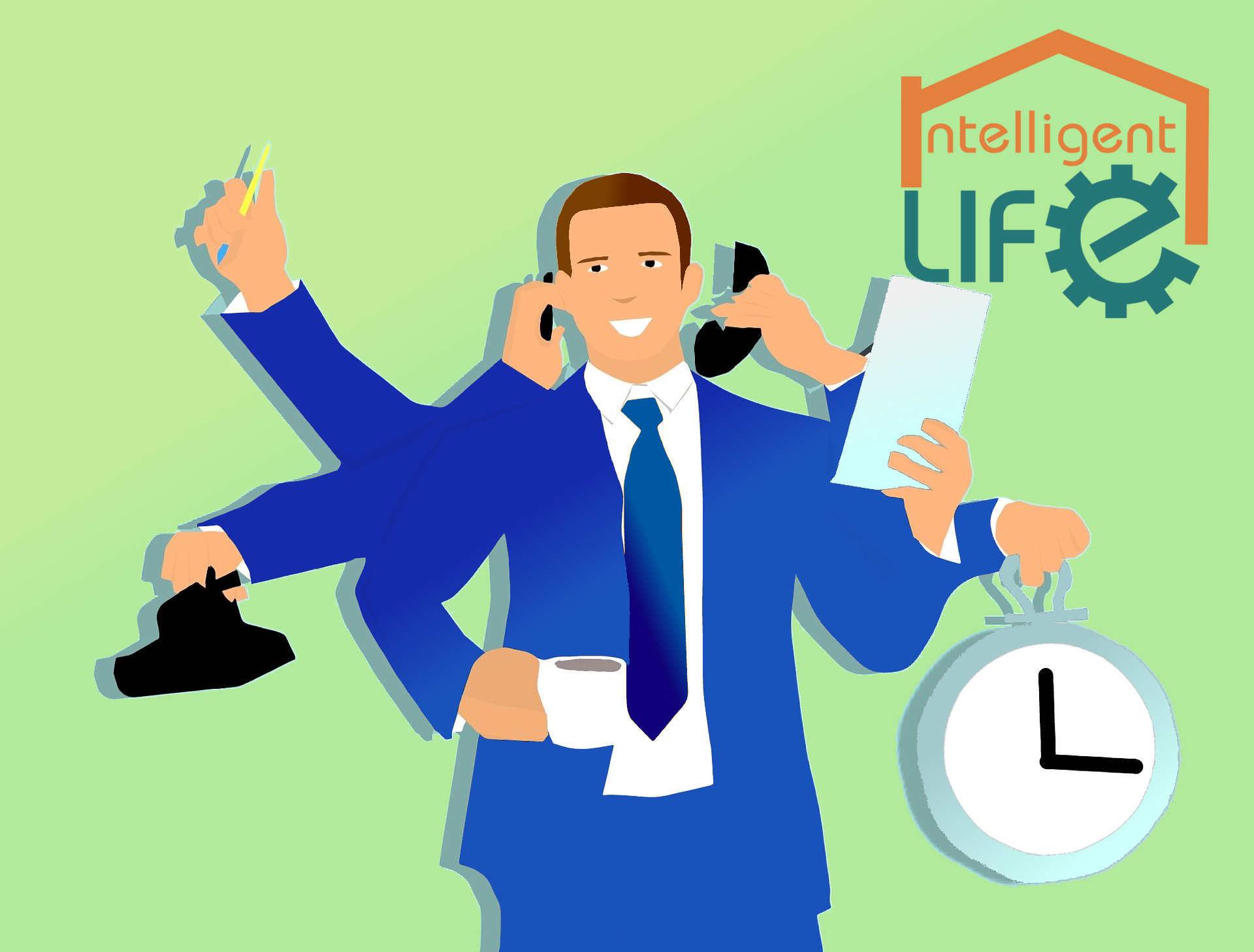 Qué es digitalizar mi empresa y mi negocio. Transformación Digital con Inteligent Life