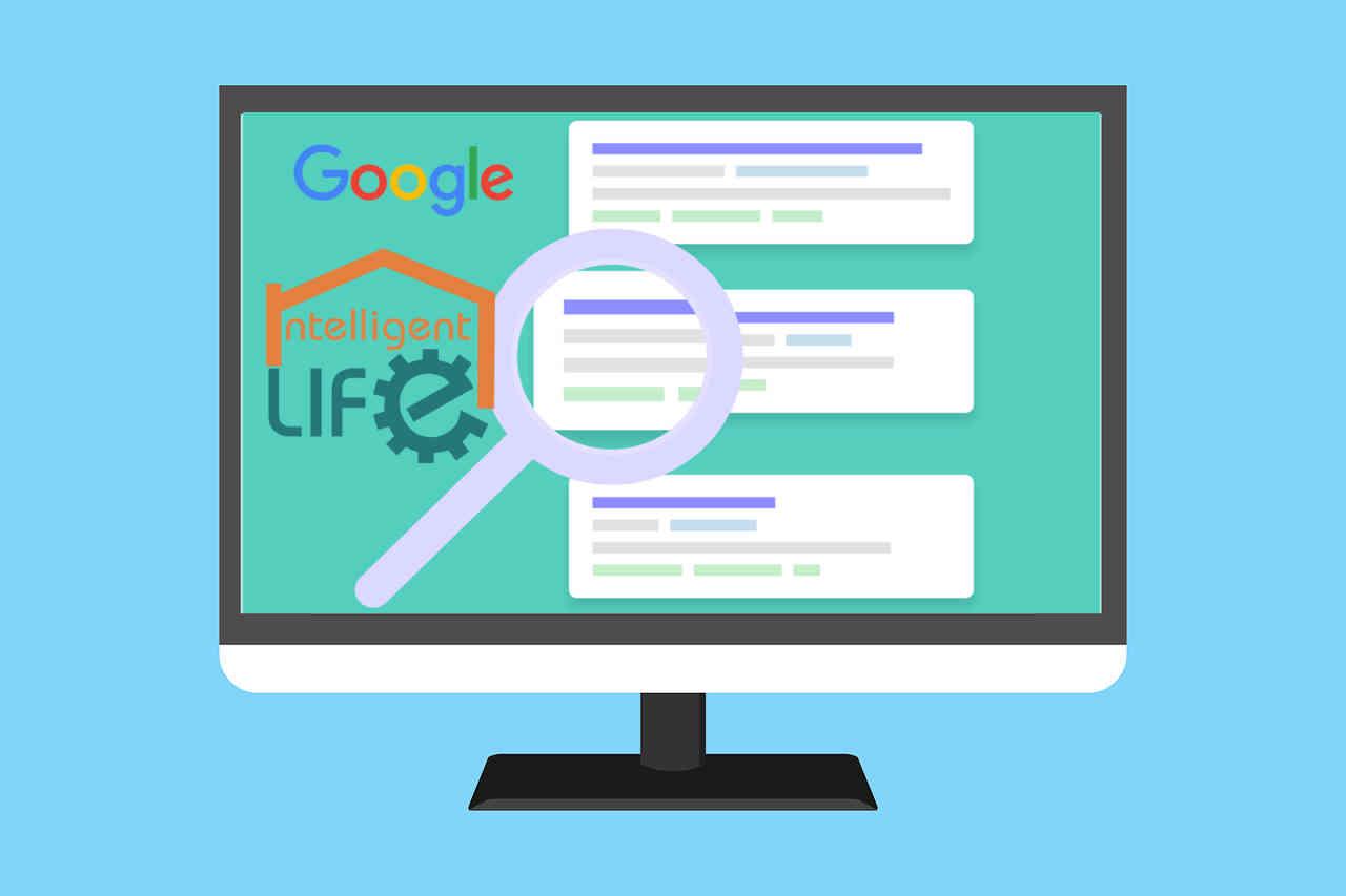 Posicionamiento en buscador SEO Intelligent Life