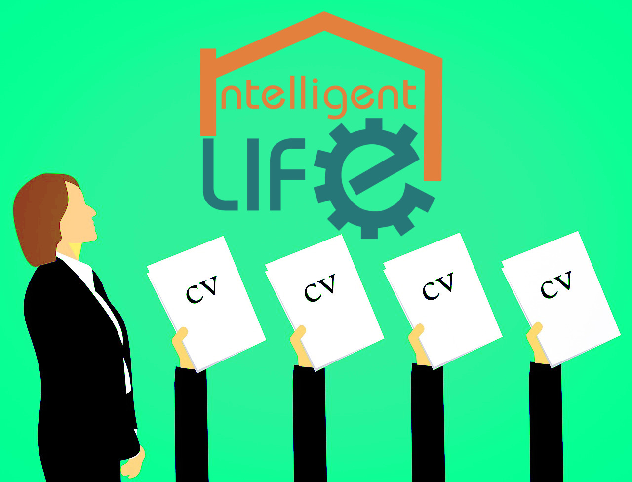 Software crm recursos humanos CV Intelligent life