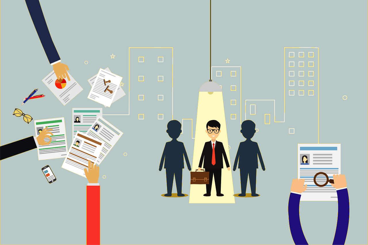 Software CRM gestión de Recursos Humanos RRHH Intelligent life