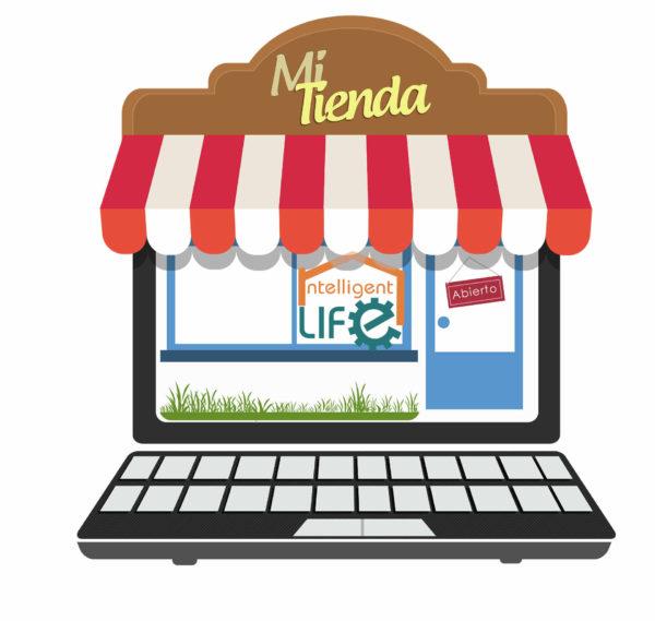 Tienda virtual online Intelligent Life