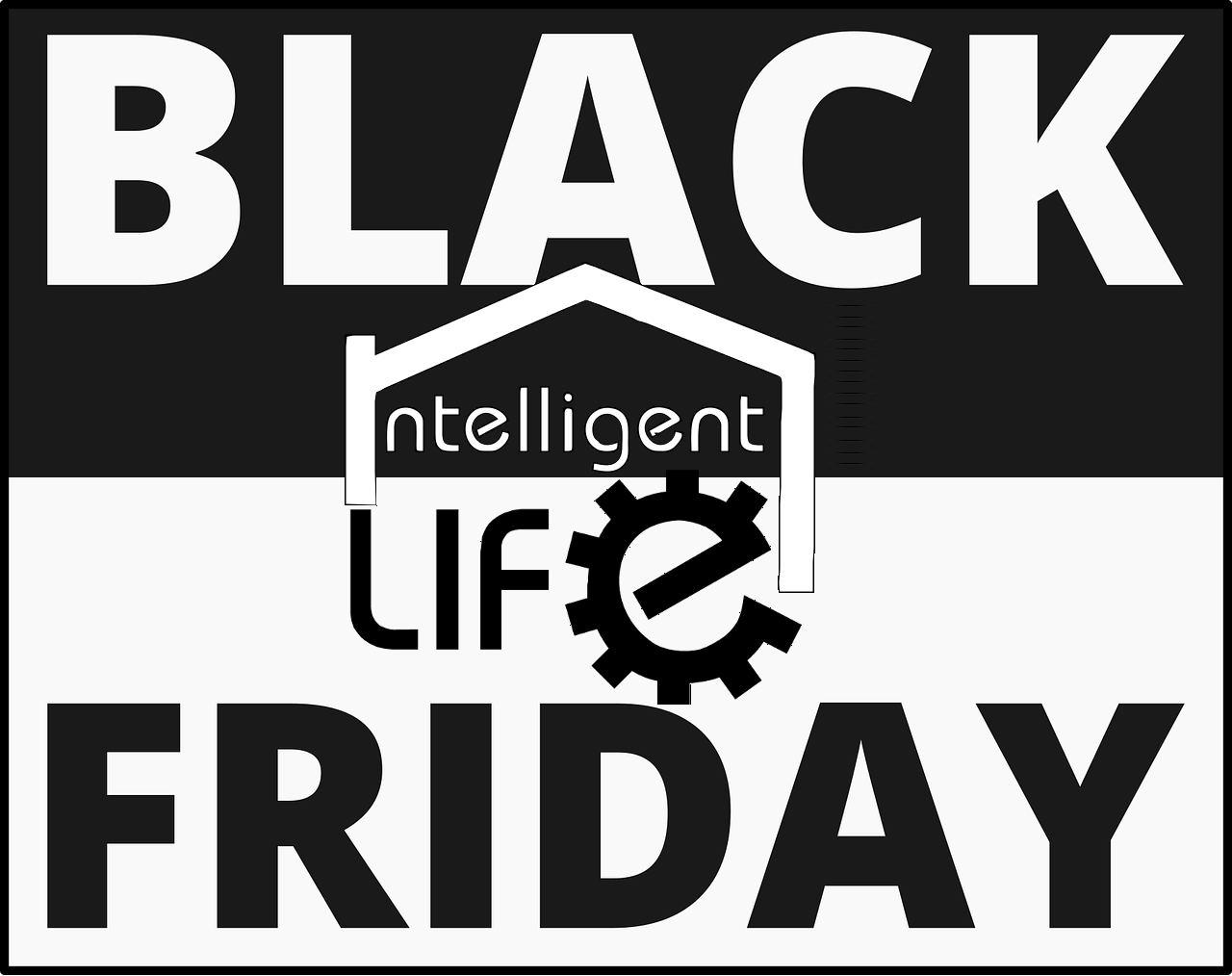 Black Friday inversión en tecnología y ofertas Intelligent Life