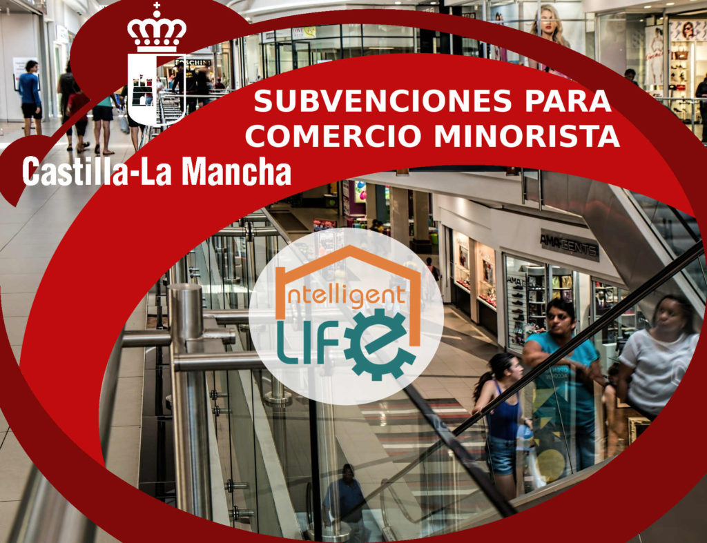 Subvenciones para comercio minorista en Castilla La Mancha